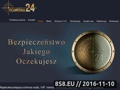 Miniaturka domeny ochrona24.com.pl