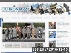 Miniaturka domeny www.ochronaosobista.strefa.pl