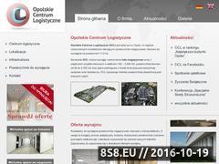 Miniaturka domeny www.ocl.com.pl