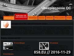 Miniaturka domeny ocubezpieczenie.pl