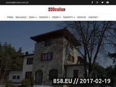 Miniaturka domeny www.oculux.com.pl