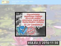 Miniaturka domeny www.oczka-wodne.pl