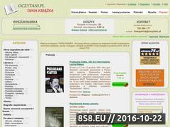 Miniaturka domeny www.oczytani.pl