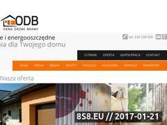 Miniaturka domeny odb.com.pl