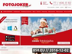 Miniaturka domeny www.odbitki.fotojoker.pl