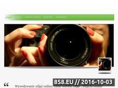 Miniaturka domeny odbitkionline.net.pl
