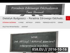 Miniaturka domeny odchudzanie-skorczewski.pl