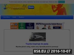 Miniaturka domeny odjazdowa-muza.pl