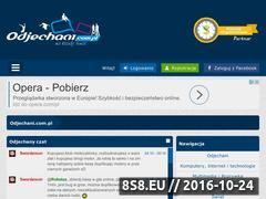 Miniaturka domeny odjechani.com.pl