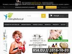 Miniaturka domeny odkryjnature.pl