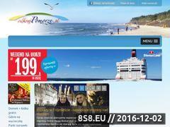 Miniaturka domeny www.odkryjpomorze.pl