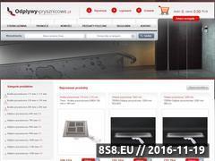 Miniaturka domeny odplywy-prysznicowe.pl