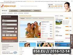 Miniaturka domeny www.odpoczne.pl