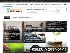 Miniaturka domeny www.odpowiedzialne-inwestowanie.pl