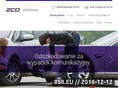 Miniaturka domeny www.odszkodowania-adversia.pl