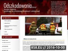 Miniaturka domeny odszkodowania.torun.pl