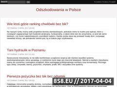 Miniaturka domeny www.odszkodowaniawpolsce.pl