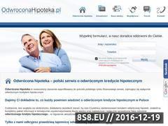 Miniaturka domeny odwroconahipoteka.pl