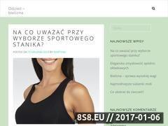 Miniaturka domeny www.odziez-bielizna.pl