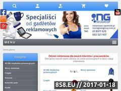 Miniaturka domeny www.odziez-promocyjna.pl
