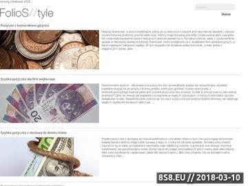 Zrzut strony Przedstawiciel OFE śląsk