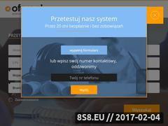 Miniaturka domeny www.oferent.com.pl