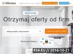 Miniaturka domeny www.oferteo.pl