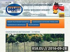Miniaturka domeny ogbet.pl