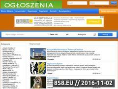 Miniaturka domeny ogladam-online.pl