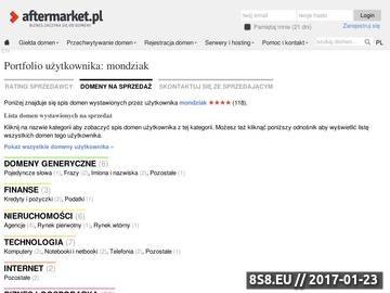Zrzut strony Darmowe ogłoszenia - Mazury