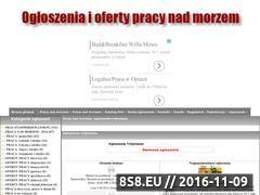Miniaturka domeny ogloszeniatrojmiasto.ogloszeniapomorze.pl