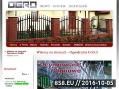 Miniaturka domeny www.ogro.pl