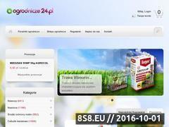Miniaturka domeny www.ogrodnicze24.pl
