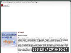 Miniaturka domeny www.ogrodzenia-systemowe.com