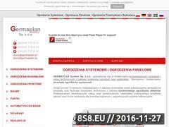 Miniaturka domeny www.ogrodzenia-systemowe.pl