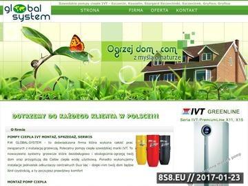 Zrzut strony Szwedzkie pompy ciepła IVT-Szczecin zachodniopomorskie