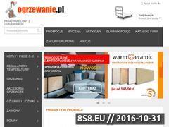 Miniaturka domeny www.ogrzewanie.pl