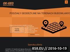Miniaturka domeny www.ok.nieruchomosci.pl