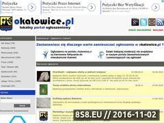 Miniaturka domeny okatowice.pl