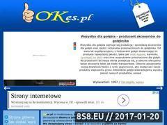 Miniaturka domeny okes.pl