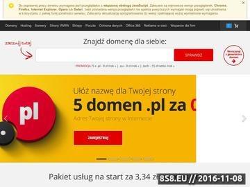 Zrzut strony Okna PCV i drewniane Warszawa - ASTRA okienko.com.pl