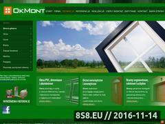 Miniaturka domeny www.okmont.pl