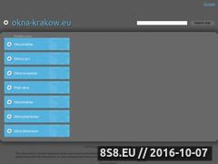 Miniaturka domeny www.okna-krakow.eu