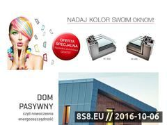 Miniaturka Okna pasywne - Internorm (okna-pasywne.pl)