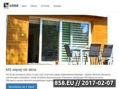 Miniaturka domeny www.oknams.pl