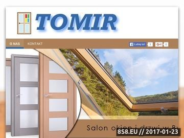 Zrzut strony Tomir - dekoracje okienne