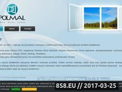 Miniaturka domeny www.oknapolmal.pl