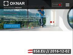 Miniaturka domeny www.oknar-wroclaw.pl