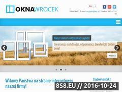 Miniaturka domeny www.oknawrocek.com
