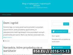 Miniaturka domeny www.oknotex.pl